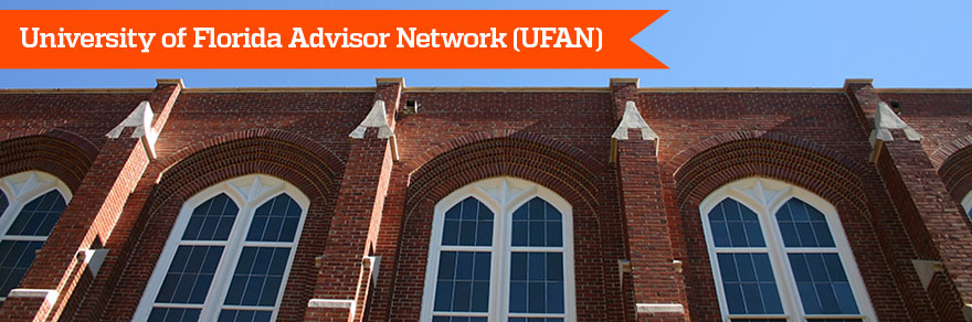 University of Florida Advisor Network (UFAN)